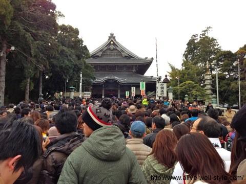 2013年豊川稲荷参拝