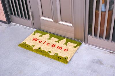 玄関マット2012
