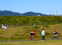 2009ジャパントライアスロンスーパー駅伝・個人スプリント大会in長良川大会-6
